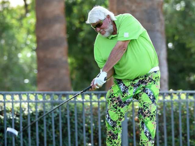 John Daly Undergoes Cancer Procedure, Hopes to Play Golf With Son in December