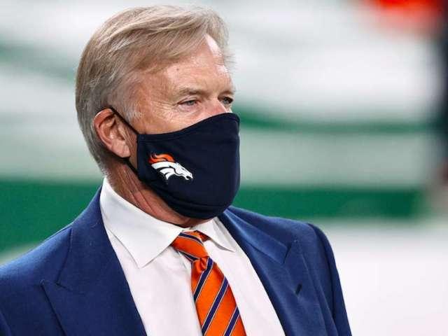 Broncos GM John Elway, CEO Joe Ellis Test Positive for COVID-19