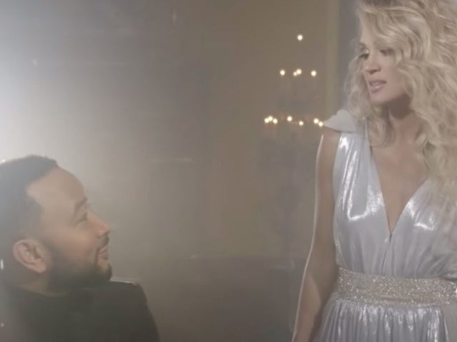 Carrie Underwood and John Legend Team up for 'Hallelujah' Video Ahead of Holiday Season