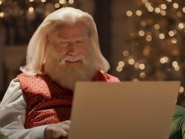 John Travolta as Santa Claus 'Pulp Fiction' Dancing Lights up Social Media
