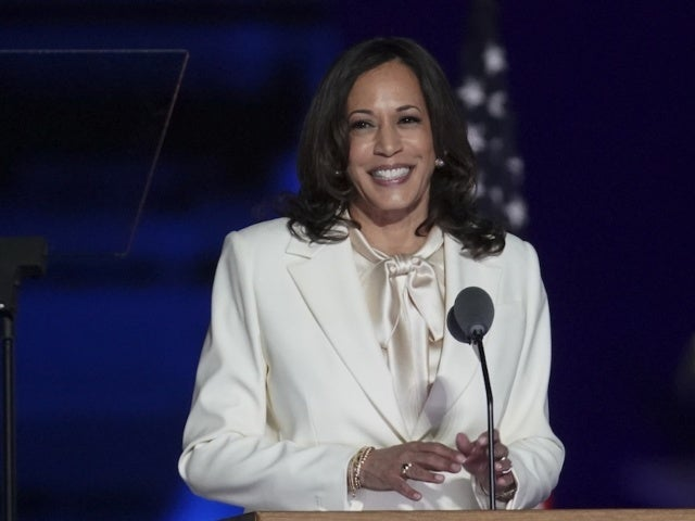 Video of Secret Service Trying to Catch up With Vice President Kamala Harris During Run Has Social Media Rolling