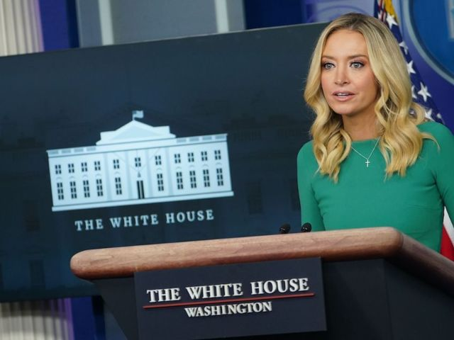 CNN Reporter Kaitlan Collins Blasts White House Press Secretary Kayleigh McEnany for 'Not Doing' Her 'Taxpayer-Funded Job'