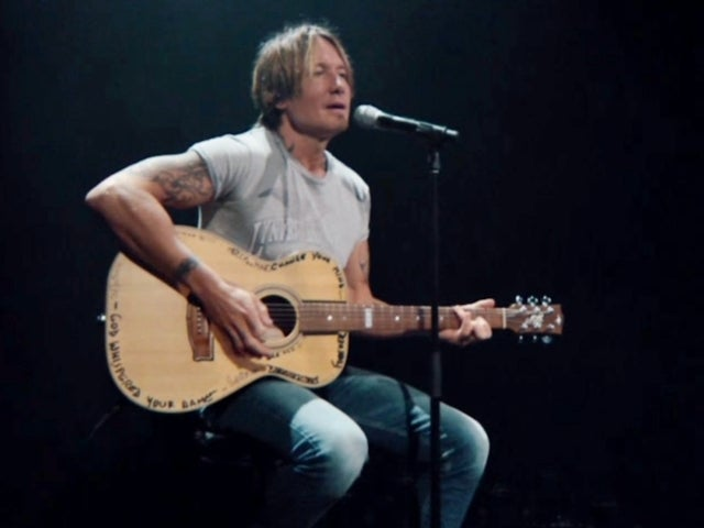 Watch Keith Urban Perform 'God Whispered Your Name' During the CMA Awards