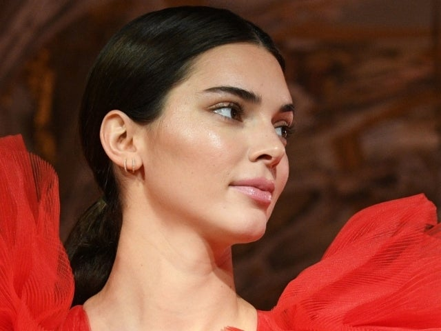 Kendall Jenner Dresses as Pamela Anderson's 'Barb Wire' Character for Halloween