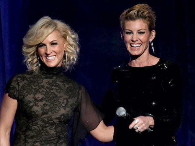Faith Hill Opens up About Adoption While Endorsing Kimberly Schlapman's Children's Book