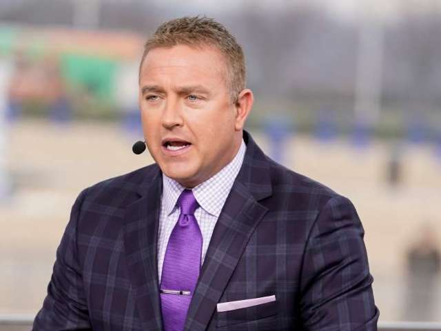 Kirk Herbstreit Reveals His Top 4 Teams Ahead of First College Football Playoff Ranking (Exclusive)