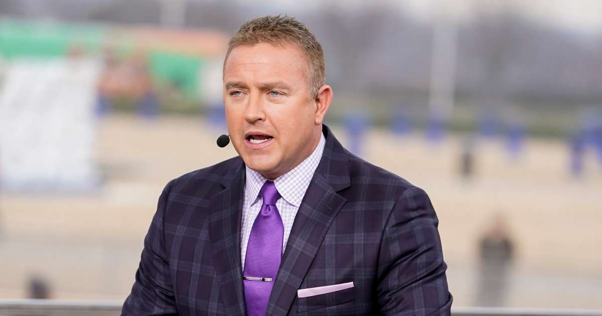 Kirk Herbstreit reveals top four teams ahead College Football Playoff rating