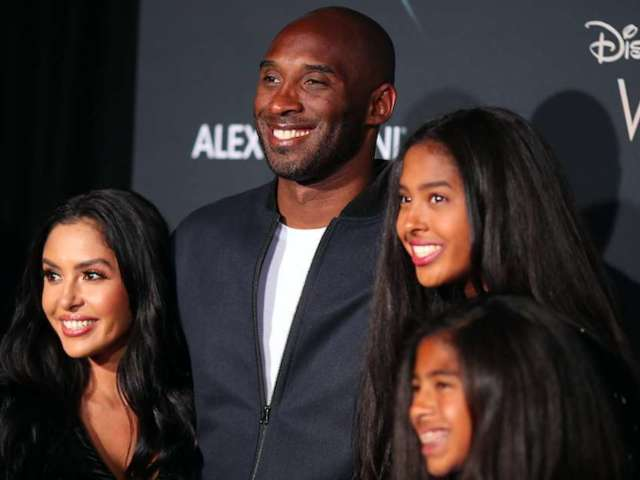Kobe Bryant's Daughters and Wife Vanessa Pull off Adorable 'Star Wars' Halloween Costumes