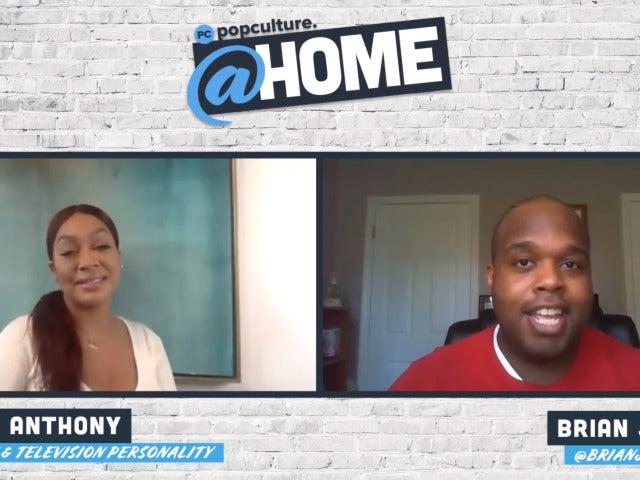 La La Anthony - PopCulture @Home Exclusive Interview