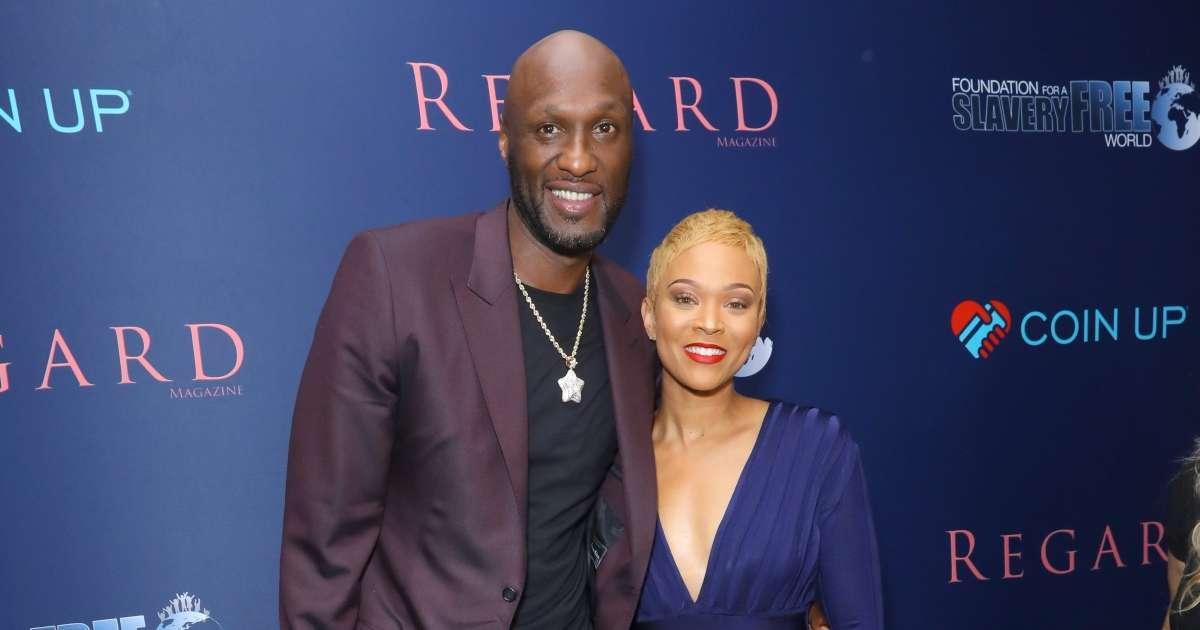 Lamar Odon Sabrina Parr engagement called out seeks help