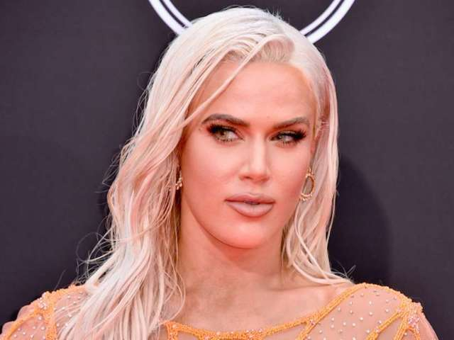 WWE's Lana Transforms Into Pennywise From 'It' for Halloween