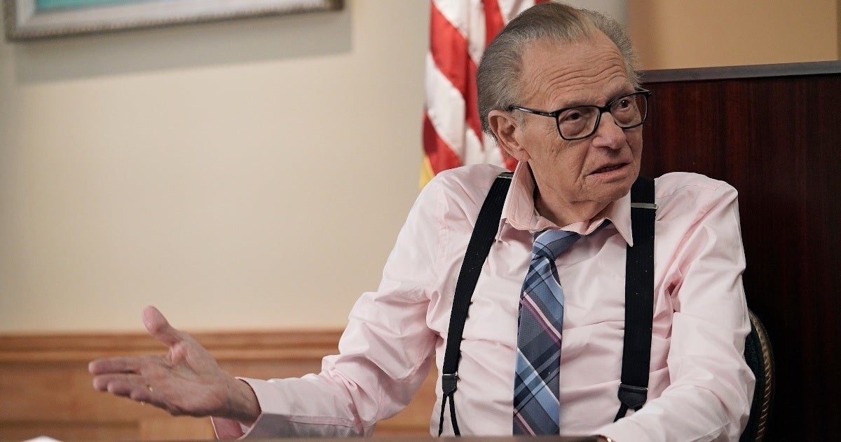 larry king 2020 getty images fox