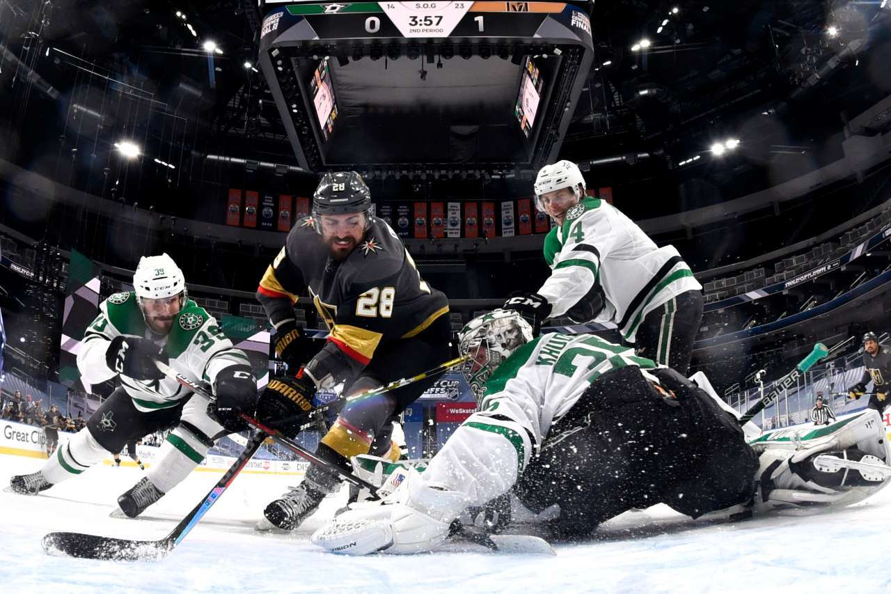 Las Vegas Golden Knights top sport each state