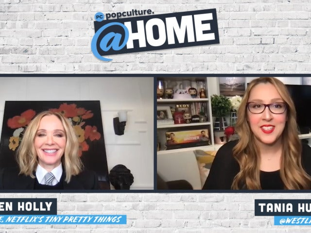 Lauren Holly Talks Netflix's Tiny Pretty Things - PopCulture @Home Exclusive Interview