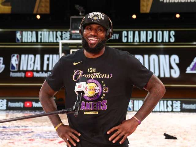 LeBron James Says He'll Now Visit White House After Joe Biden's Projected Presidential Win
