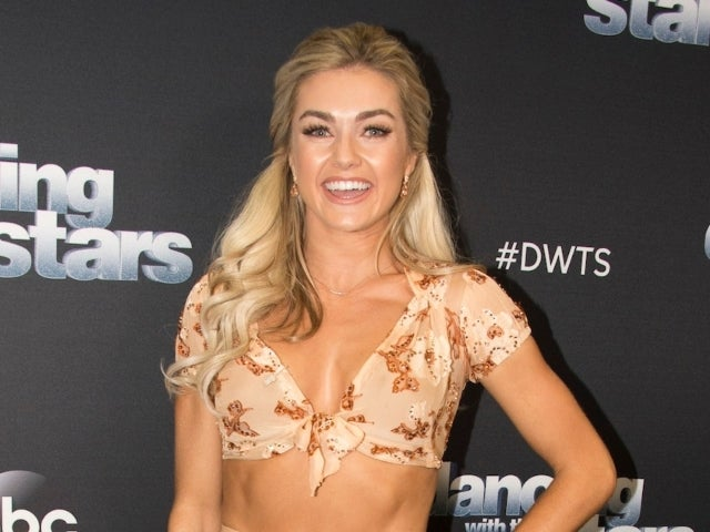 'Dancing With the Stars': Lindsay Arnold Shares Emotional Birth Video Days After Welcoming Daughter Sage