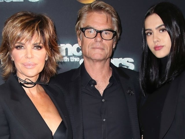 Lisa Rinna and Harry Hamlin Reportedly Upset Daughter Amelia Is Dating Scott Disick