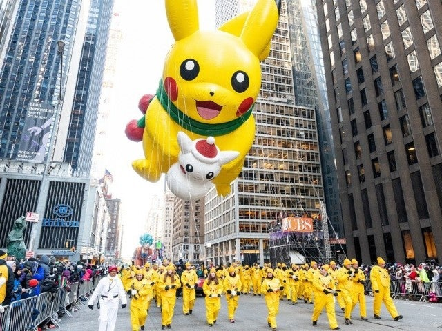 Macy's Thanksgiving Day Parade: Pikachu Balloon Will Signal Some Kind of Surprise for Pokemon Fans