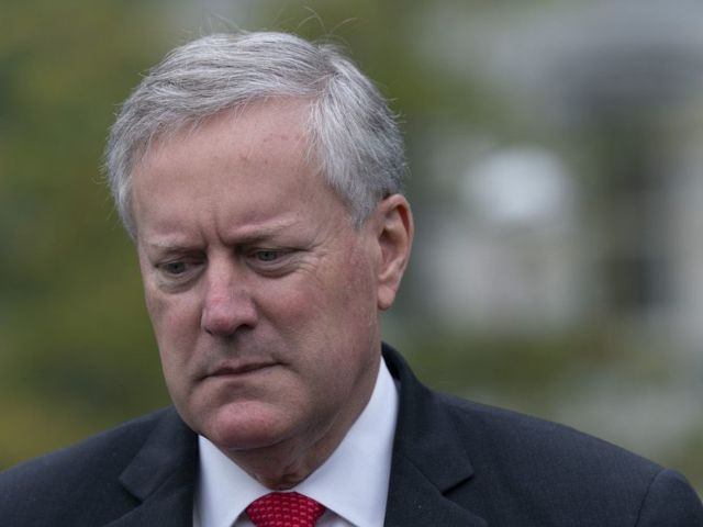 George Conway Calls White House Chief of Staff Mark Meadows a 'Moron' and a 'Disgrace'