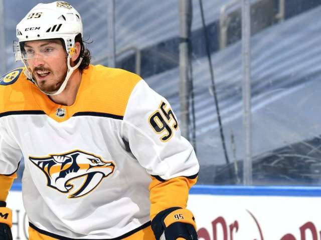 Nashville Predators' Matt Duchene and Wife Ashley Welcome Baby Girl