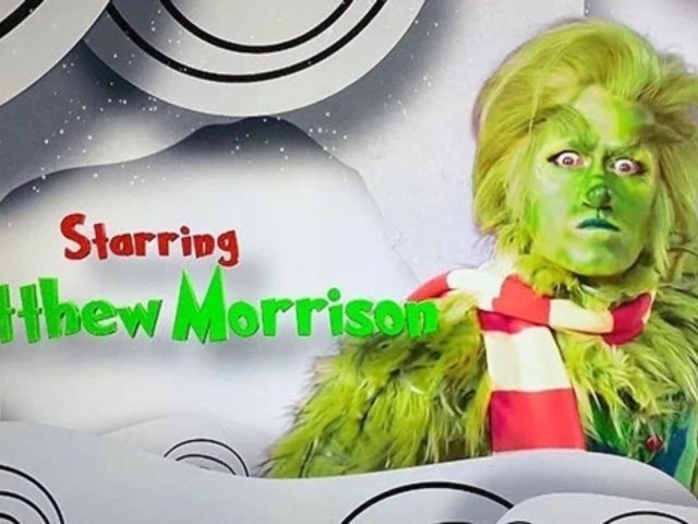 Macy's Thanksgiving Day Parade Viewers Haunted by Matthew Morrison's 'Grinch' Performance