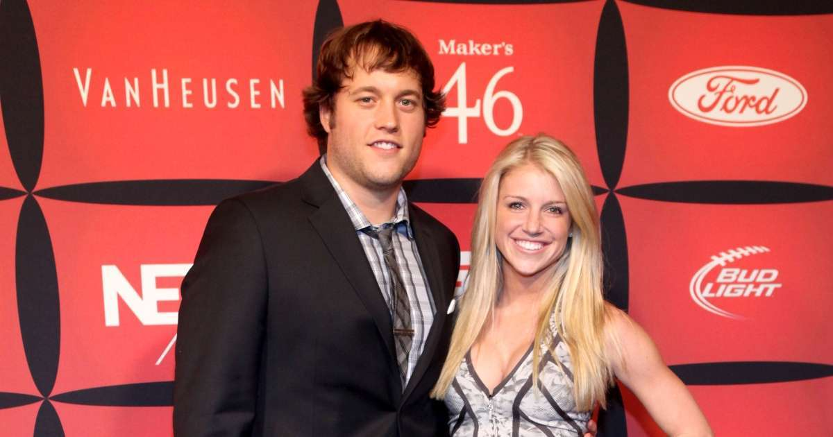 Matthew Stafford's wife Kelly apologizes yet again COVID-19 restriction rant