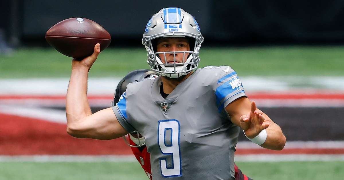 Matthew Stafford tests negative COVID-19 wife Kelly