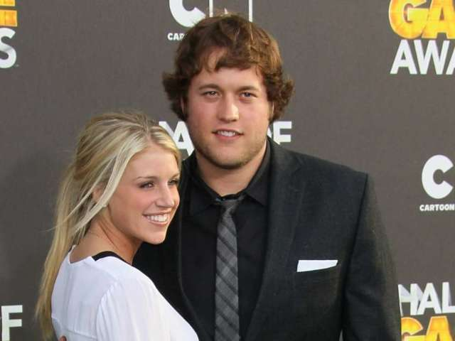 Matthew Stafford and Wife Kelly Film 'Jimmy Kimmel' Halloween Prank With Children and the Results Are Hilarious