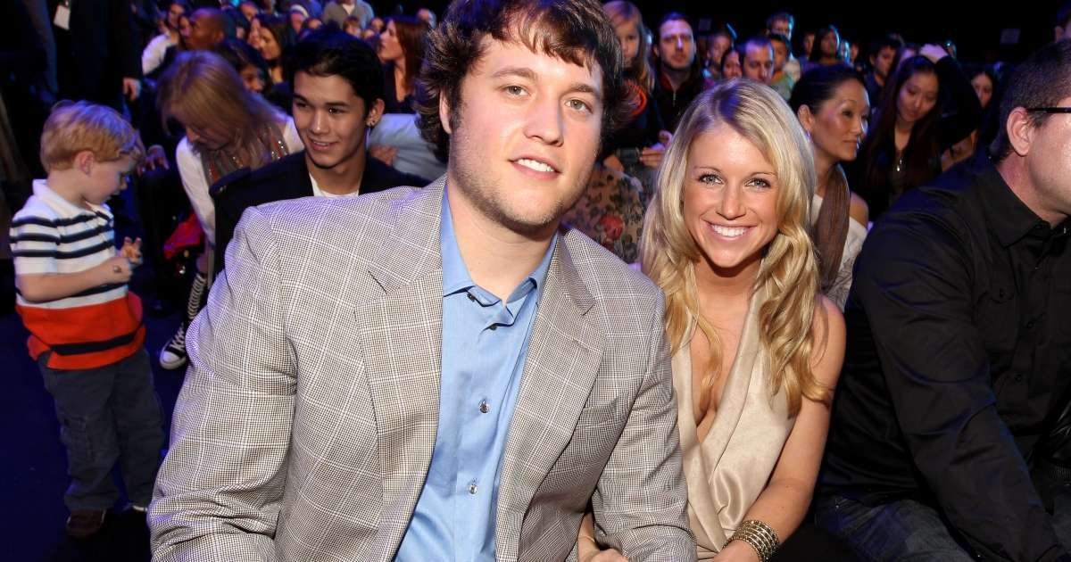 Matthew Stafford wife Kelly rants COVID-19 restrictions Michigan