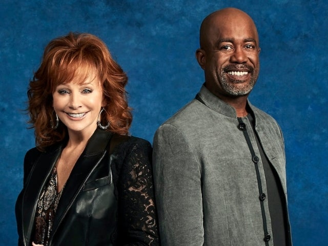 CMA Awards: Reba McEntire and Darius Rucker Are 'Masked up and Ready' for Tonight's Show