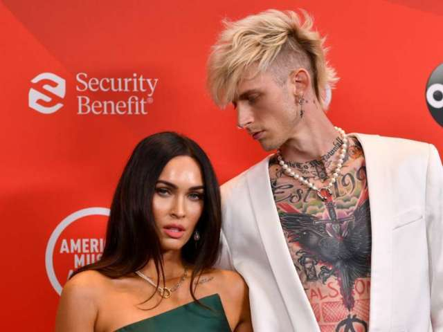 Machine Gun Kelly Reportedly Sees 'Marriage' in His Future With Megan Fox