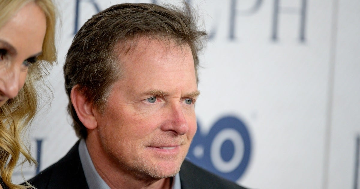 michael j fox getty images