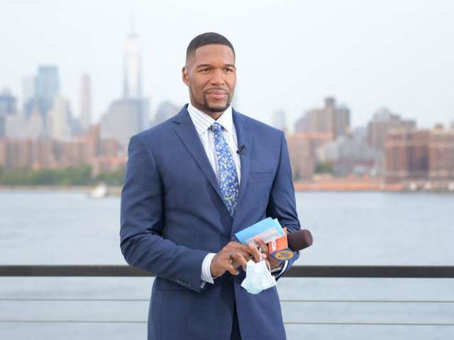 Michael Strahan and Ex-Wife Jean Settle Custody Battle, Abuse Allegations