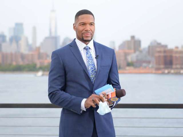 Michael Strahan Sets High School Football Doc 'The Cost of Winning' at HBO