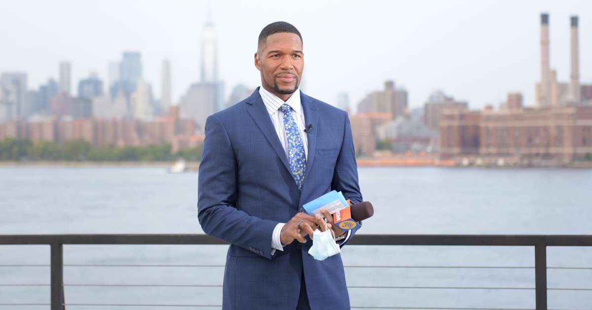 Michael Strahan the cost of winning football doc HBO