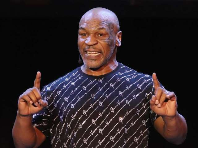 Mike Tyson Says He Used Infant Child's Urine to Pass Drug Tests While Boxing