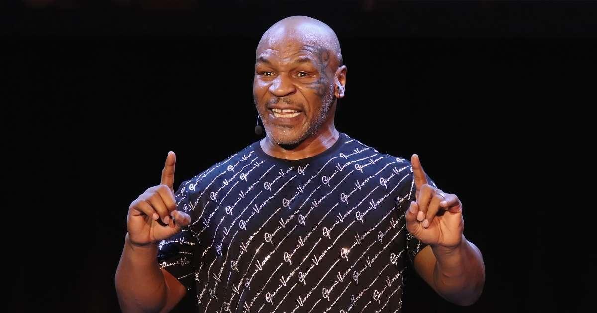 Mike Tyson infant child urine pass drug test boxing