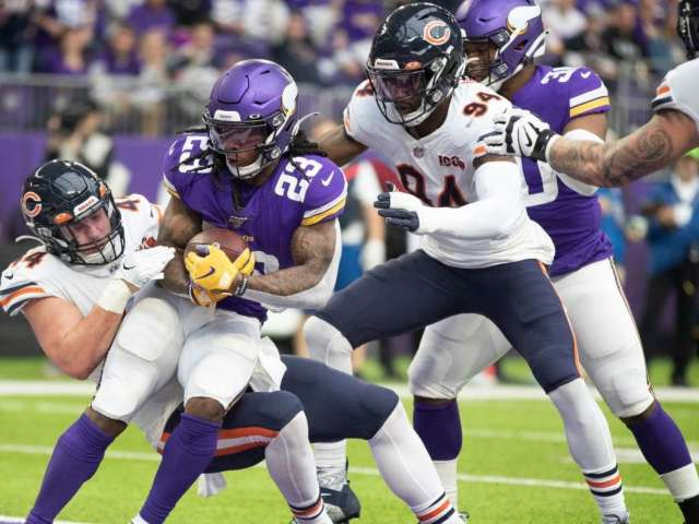 'Monday Night Football': How to Watch Vikings vs. Bears