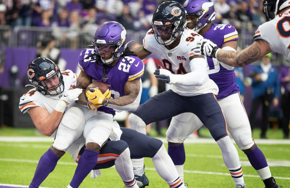 Monday Night Football How to Watch Vikings vs Bears