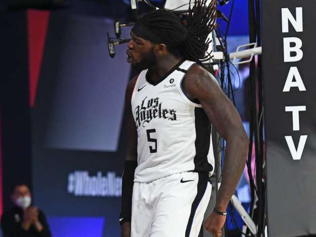 Montrezl Harrell Joins Lakers, and Clippers Fans Are Fuming