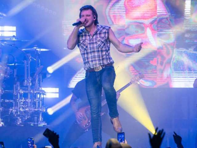 Morgan Wallen Disinvited From Upcoming Awards Show Due to Racial Controversy