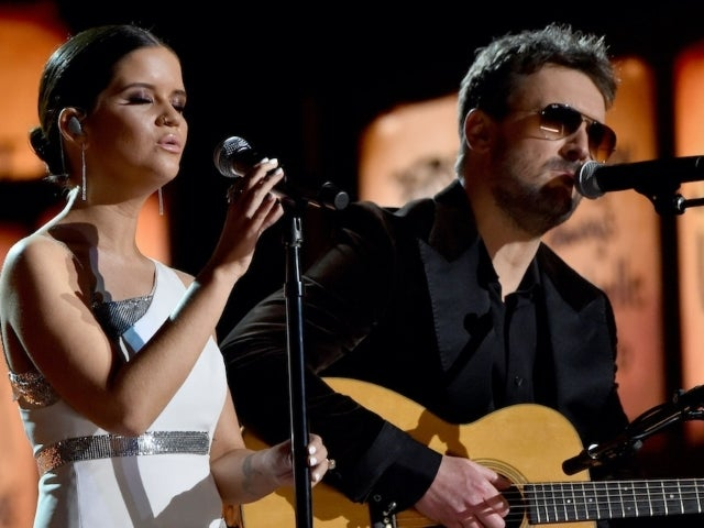 Maren Morris Reacts to Eric Church's Entertainer of the Year Win: 'F—ing Finally'