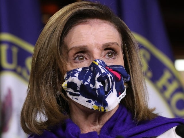 Nancy Pelosi Calls on Donald Trump to Be Removed From Office Via the 25th Amendment