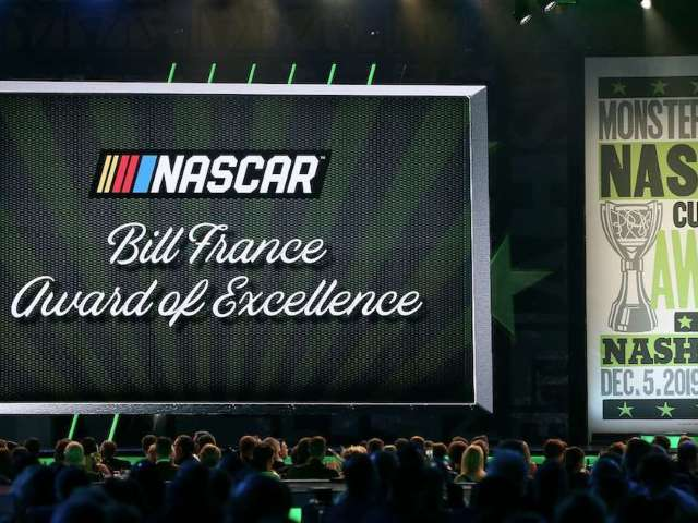 NASCAR Unveils 2020 Award Show Broadcast Schedule Following Live Event Cancellation