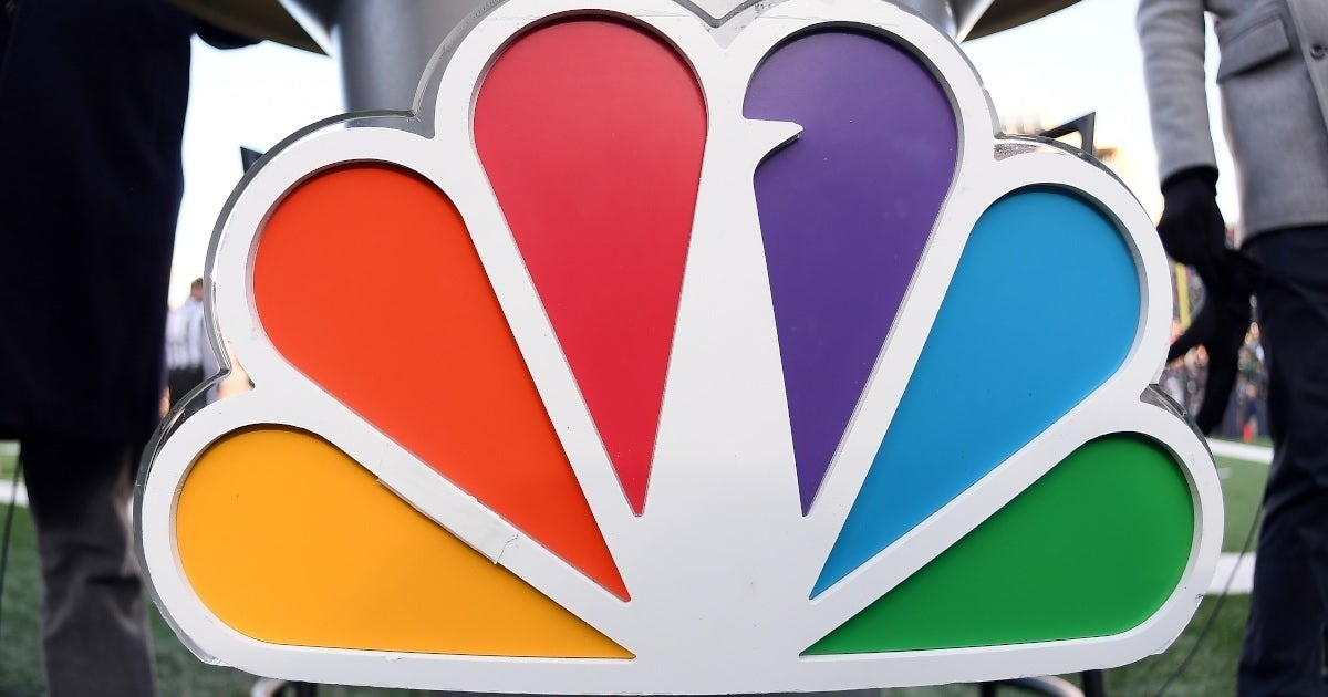 nbc logo getty images