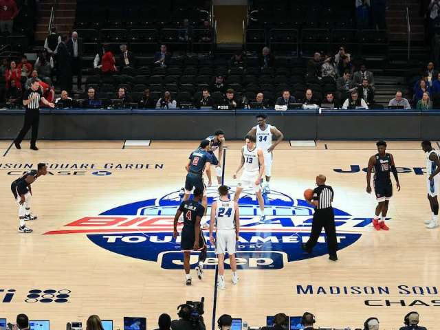 2021 NCAA Tournament to Take Place at Single Location