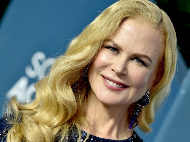 Nicole Kidman Expresses Her Gratitude in Thanksgiving Photo