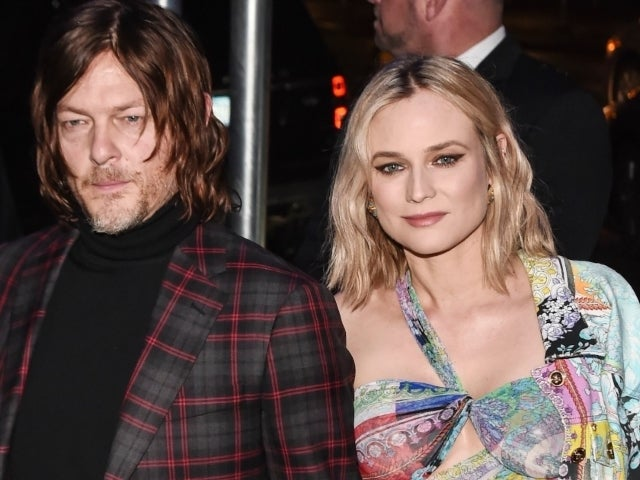 Norman Reedus and Diane Kruger Share Rare Adorable Video of Daughter Practicing ABCs