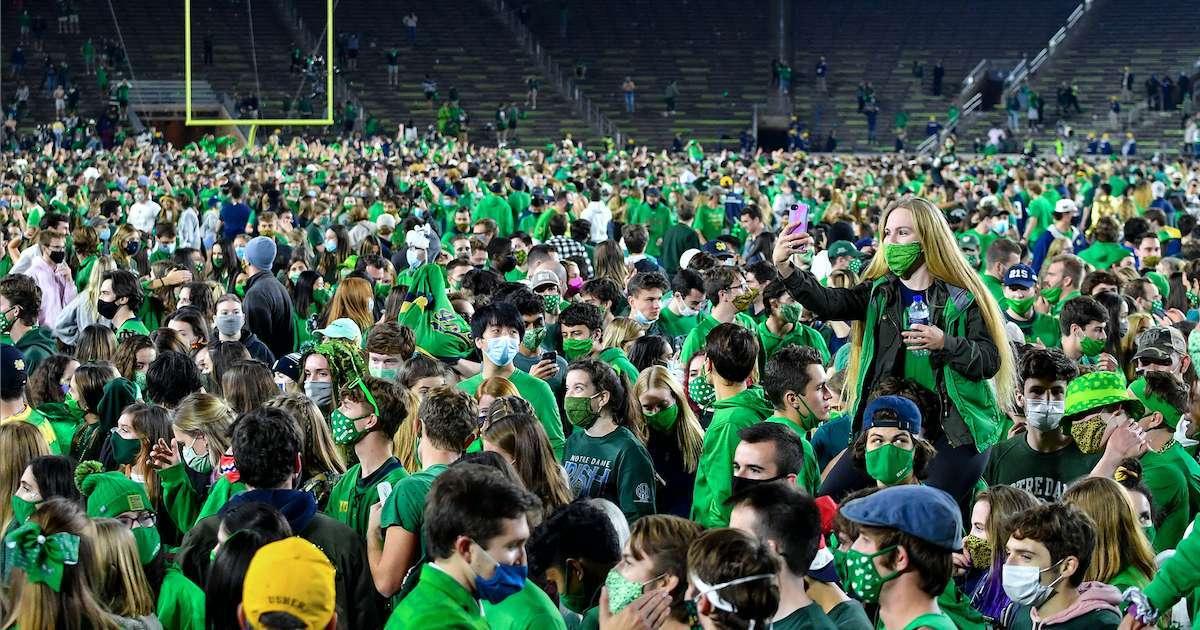 Notre-Dame-Fans