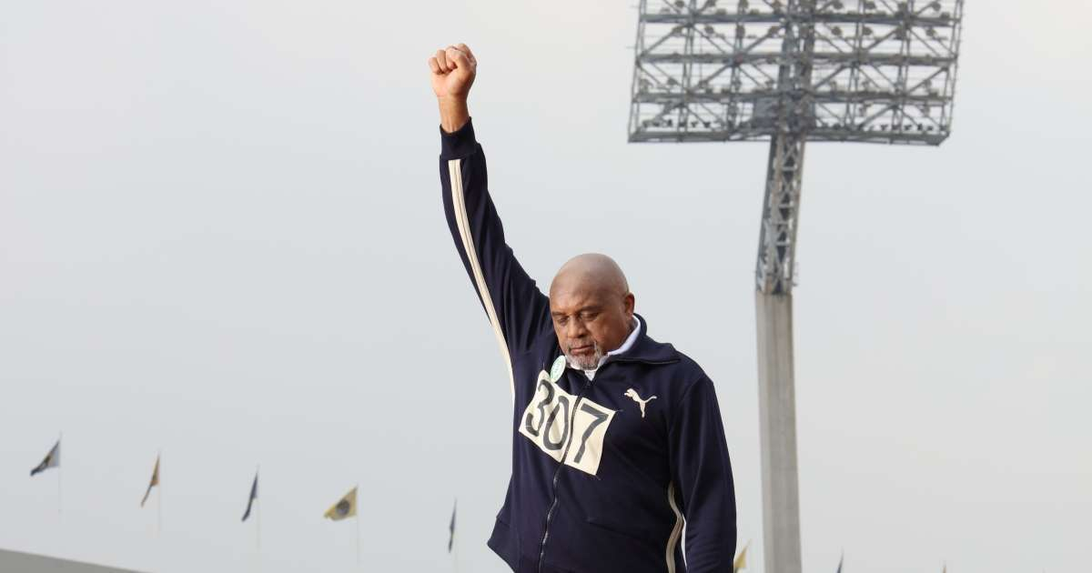 Olympian Tommie Smith documentary With Drawn Arms Starz